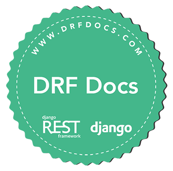 DRF Docs Badge